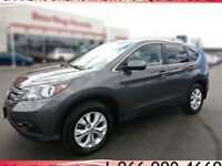 2012 Honda CR-V EX-L AWD SUNROOF LEATHER