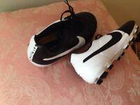 Boys football boots brand new