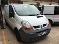 2004 Nissan Primastar Se Dci 100 van not traffic Vivaro px welcome