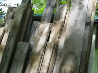 Barnboard....80 to 150yrs old...