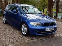 BMW 123 2.0TD 12SE 2009 d SE **Finance From £160.29 Per Month**