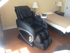 Fauteuil  inclinable Thermo-Masseur Jade