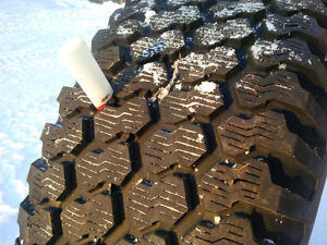 2 Only - 33 x 12.5 x 15 Inch Hancook Dynamic Radial Tires Prince George British Columbia image 6