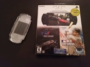 QUICK SALE - PLAYSTATION PORTABLE MODEL 3000 BUNDLE (NO BATTERY)