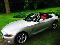 BMW Z4 ROADSTER , stunner may p ex