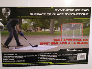 """***BRAND NEW*** 40"""" x 48"""" hockey shooting pads Retails for $89+"""