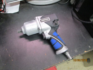 Mastercraft 1/2-in Air Impact Wrench