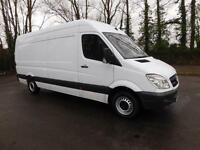 Mercedes Sprinter 311 CDI LWB P/X TO CLEAR