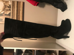 Steve Madden over the knee boots. Size 7