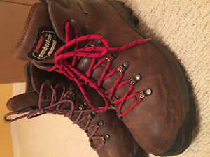 Zamberlan leather backpacking boots- size 41