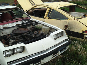 200 OBO-2 chev monza's for restoration or parts
