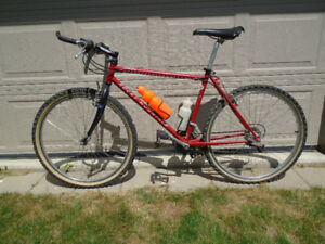 Rocky Mountain Sherpa bicycle