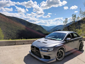 2012 Mitsubishi Evolution 390awhp, mint