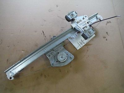 13 CHEVY SILVERADO 1500 R. RE WINDOW REGULATOR EXTENDED CAB ELECTRIC 145283
