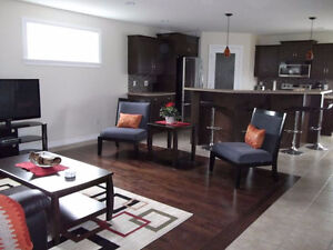 South fully furnished 3-bedroom, 2.5 bath house, utilities incl.