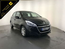 2015 65 PEUGEOT 208 ACTIVE BLUE HDI DIESEL 1 OWNER SERVICE HISTORY FINANCE PX