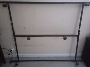 Adjustable Bed Frame (Metal)