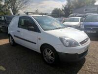 Ford Fiesta 1.4TDCi ( 68PS ) 2006MY - HPI CLEAR