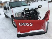 Snow Clearing / Removal Interlake Yardcare