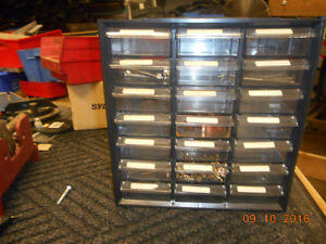 12 diff size of plastic parts cabinets and accessories Kitchener / Waterloo Kitchener Area image 6