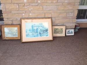 James Lorimer Keirstead Painting Set Make an Offer!