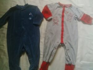 12-18 month baby boy sleepwear