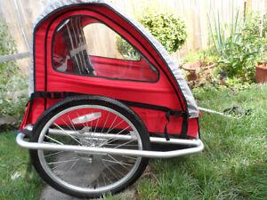 Instep Rocket 1 Or 2 Child Bike Trailer