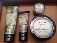 FOUR NEW Wen haircare products in sealed packaging-GREAT DEAL!!