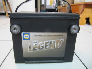 Classic NAPA Legend Professional Group Size 75 Side Post Battery
