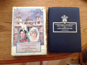 Princess Diana Wedding Commemorative Bible