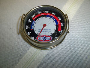 BBQ THERMOMETER-USED