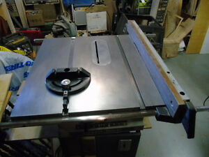 Rockwell/Beaver 9 inch table saw