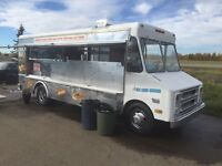 Concession DEAL PENDING Food Truck