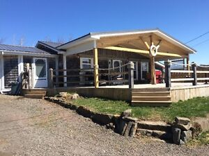 COTTAGE FOR RENT-COCAGNE RIVER