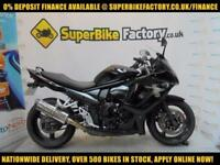 2011 61 SUZUKI GSX650 F 650CC 0% DEPOSIT FINANCE AVAILABLE