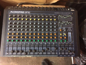 Yorkville Audiopro SP12 Powered Mixer