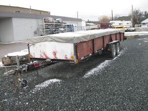 24 utility trailer