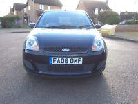 Ford Fiesta 1.4 TDCI Diesel 2006 5 Door £20 Road Tax