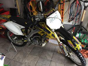 2008 RMZ-250 - For Sale