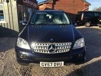 MERCEDES-BENZ ML280 CDI SPORT AUTO/TIPT 4WD RARE COLOUR FINANCE PX WELCOME
