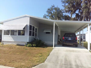 Amazing Mobile Home in Beautiful Zephyrhills, Florida, 33544