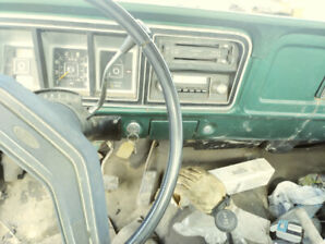 1978 ford f-150 4x4 supercab 2000.00
