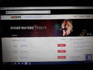 ROGER WATERS - Pink Floyd Tickets