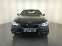 2014 64 BMW 520D SE AUTOMATIC DIESEL 188 BHP 1 OWNER SERVICE HISTORY FINANCE PX