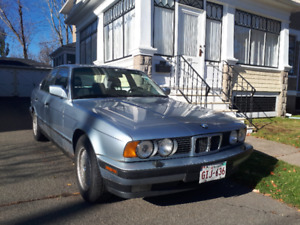 BMW 525  1990 for sale
