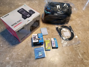 Canon 750D / T6i
