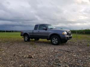 FORD RANGER 4X4 AUTOMATIC