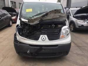 Renault Trafic Van******2017 wrecking for parts