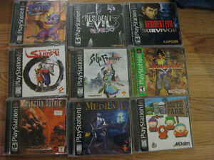 Playstation Games (PS1) Cambridge Kitchener Area image 6