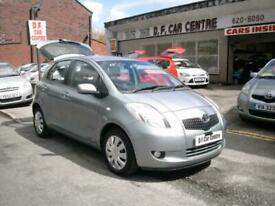 image for 2008(08) TOYOTA YARIS T3 1.3 5 DOOR AUTOMATIC * LOW MILEAGE ONLY 58,754 MILES *